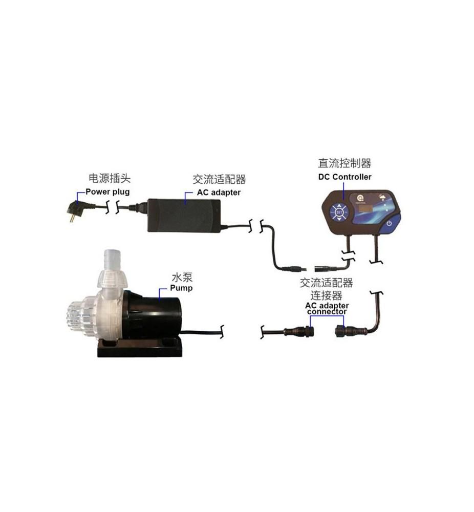 ZETLIGHT ZA-1201-Wifi / ZA1201-L / ZA1201 LED Light